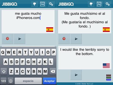 Jibbigo metiendo la pata