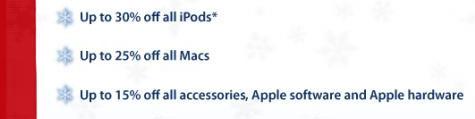 Rebajas de Apple en el Black Friday