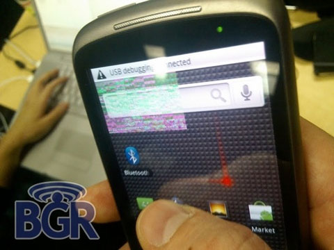 Posible Google Phone