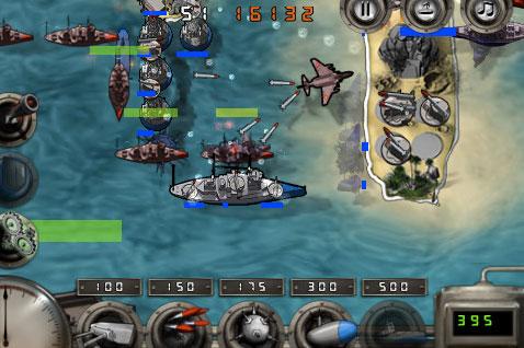 Navy Patrol Coastal Defense
