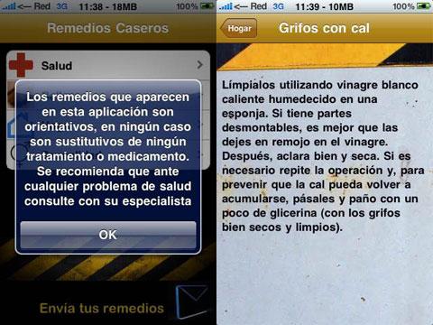 Remedios caseros para el iPhone