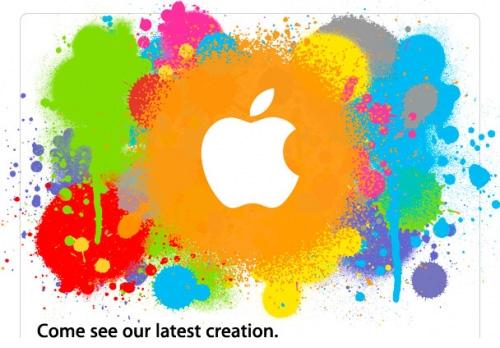 Evento de Apple día 27