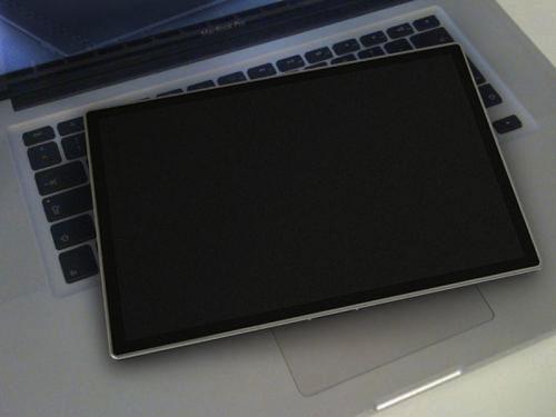 Posible iTablet de Apple