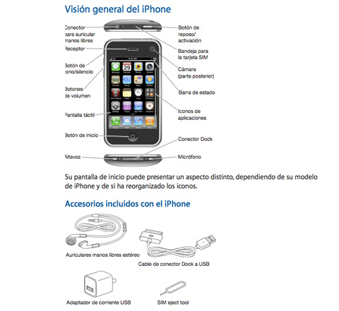 manuales del iphone 3gs iphone 3g para descargar en pdf en iphoneros rh iphoneros com iphone 3g manuel iphone 3g manual network selection