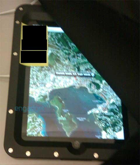 Posible tableta de Apple