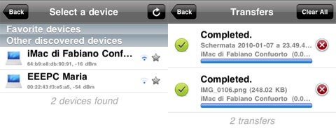 how to connect iphone to mac via bluetooth