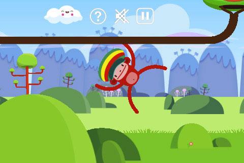 Rasta Monkey gratis en la App Store
