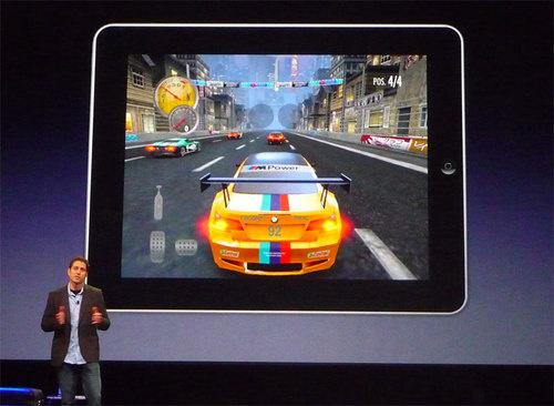 Juegos de iPad