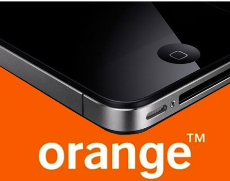iPhone de Orange con Tethering