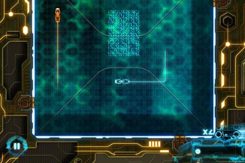 El juego de Tron en 2D gratis pero en 3D cuesta dinero en iPhoneros