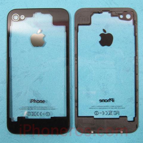 d5478767299 Cambia la carcasa trasera de tu iPhone 4 por una transparente en iPhoneros