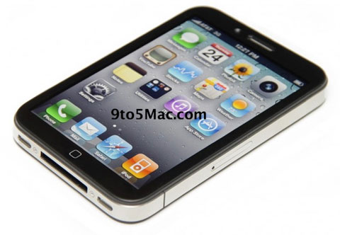 Concepto de diseño de un iPhone Nano o N97