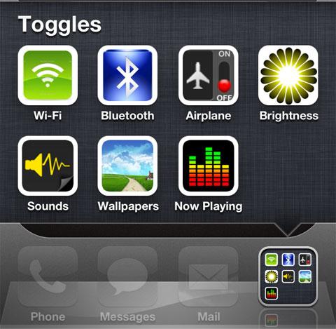 Iconos de IconProject