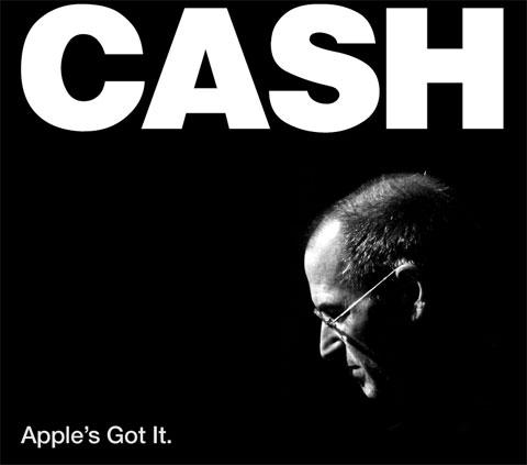 El dinero de Apple