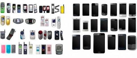 Antes y después del iPhone