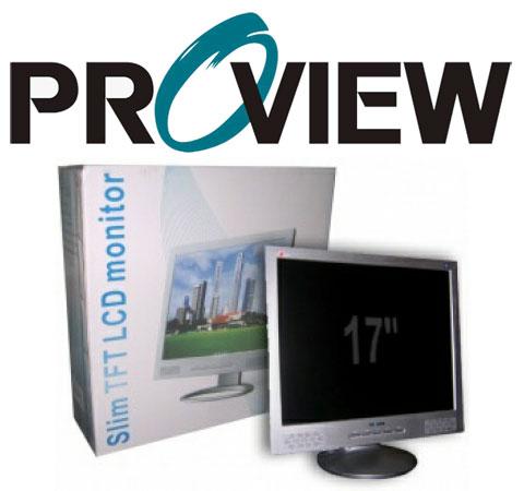 Logotipo de Proview