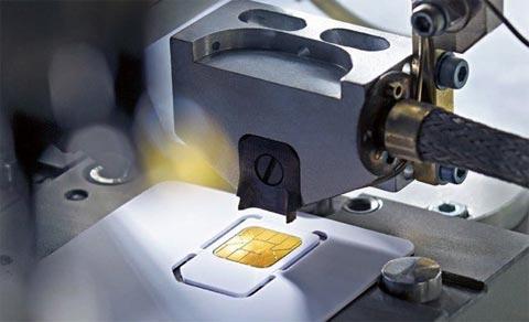 Fabricando una tarjeta SIM