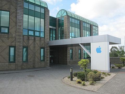 Oficinas de Apple en Cork, Irlanda