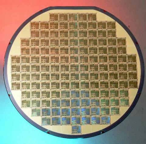 Oblea de CPUs