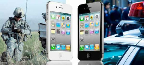 Seguridad del iPhone 4S