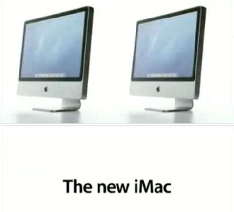 El nuevo iMac
