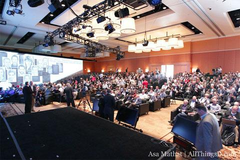 Conferencia en All Things Digital