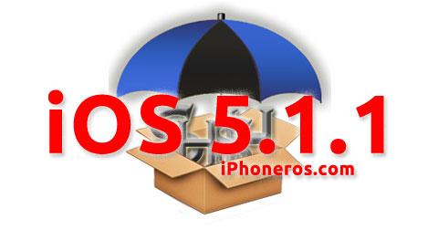 TinyUmbrella para iOS 5.1.1