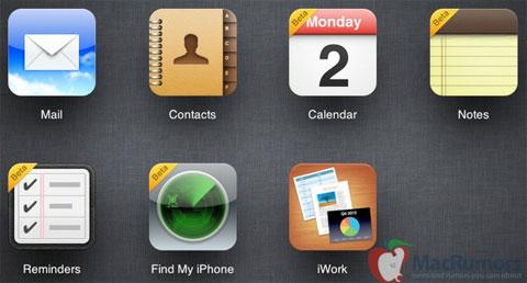 Web de iCloud con nuevas Apps para desarrolladores