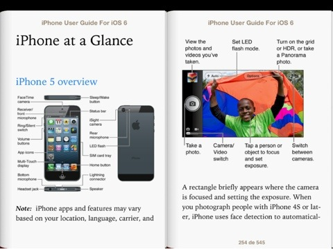 ipad and iphone tips and tricks covers ios7 for ipad air ipad 3rd4th generation ipad 2 and ipad mini iphone 5s 55c 44s