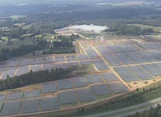 Paneles solares de Apple