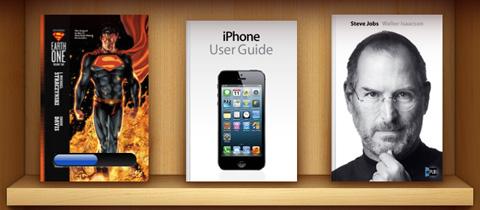 Descargando Superman en el iPhone