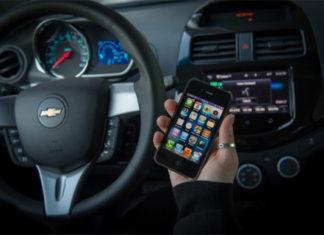 Utilizando Siri en el coche