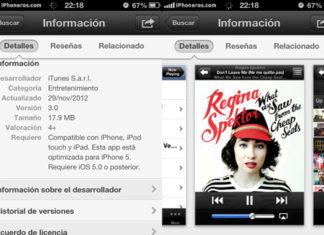 Nuevo Remote para iOS