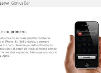 Prueba a reiniciar el iPhone