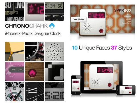ChronoGrafik-Alarm Clock