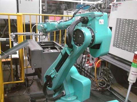 Robot de Foxconn