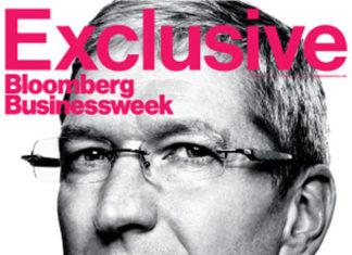 Tim Cook en Businessweek