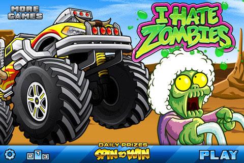 El Juego I Hate Zombies Gratis Por Tiempo Limitado En Iphoneros