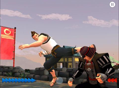 Karateka para iOS