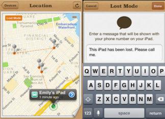 Modo Lost en Buscar mi iPhone