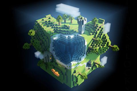 Mooncraft: Build Blocks