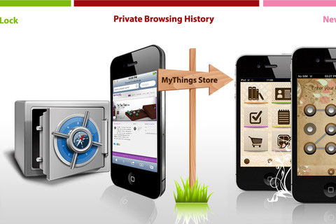 MyThings for iPhone