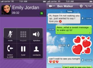 Viber para iPhone 5