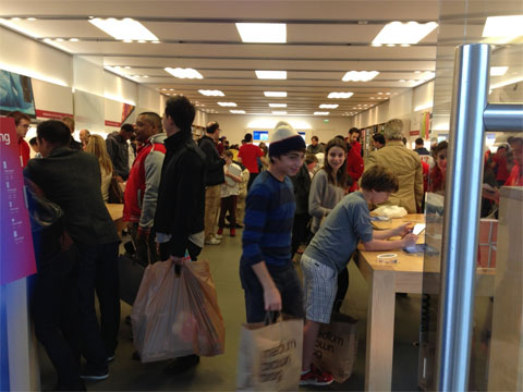Apple Store en California