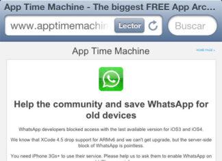 Queja a Whatsapp