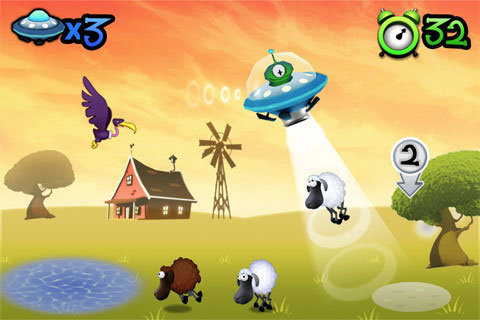 Sheep Abduction