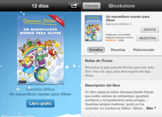Libro infantil de regalo
