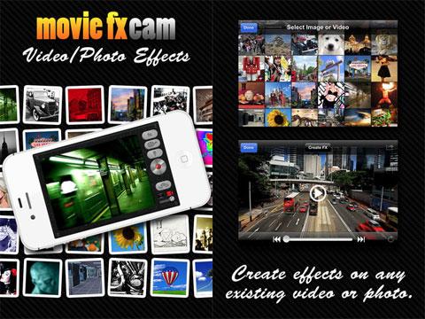 Movie FX Cam