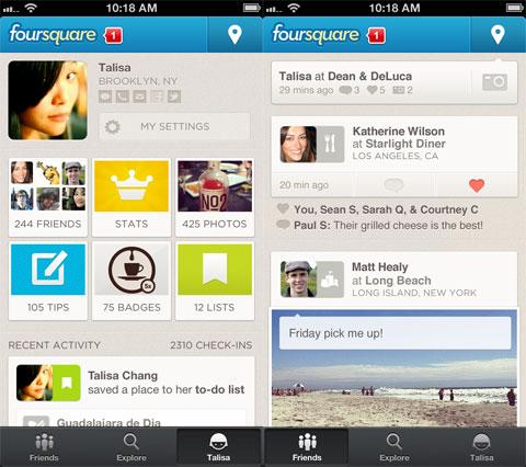 Foursquare 5.4.1