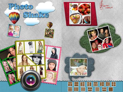 Photo Shake HD